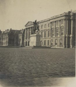The Palace of Versaille, 1919.