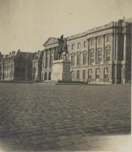 Palas Versaille, 1919.